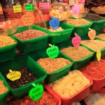 Dried beans, Food Market, Oaxaca City, Oaxaca, Mexico, Latin America thumbnail